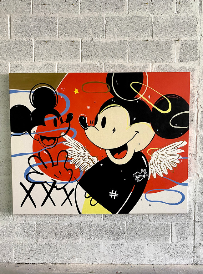 Mickey Mouse - SOLD