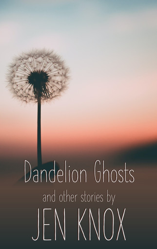 Dendelion Ghosts Book Cover