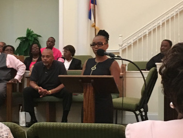 Speaking to the Community of Faith