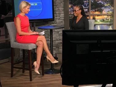 As seen on Fox 24 News Charleston SC