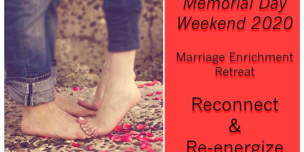 Prepare and Enrich May Couples Enrichment Retreat