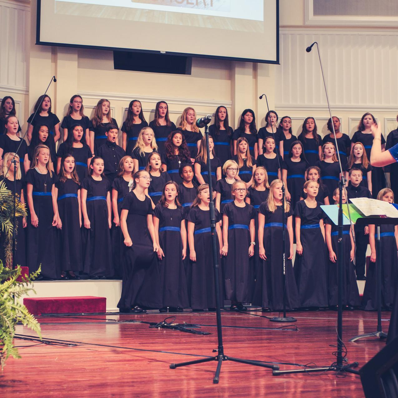 OCMS 6th Grade Chorus
