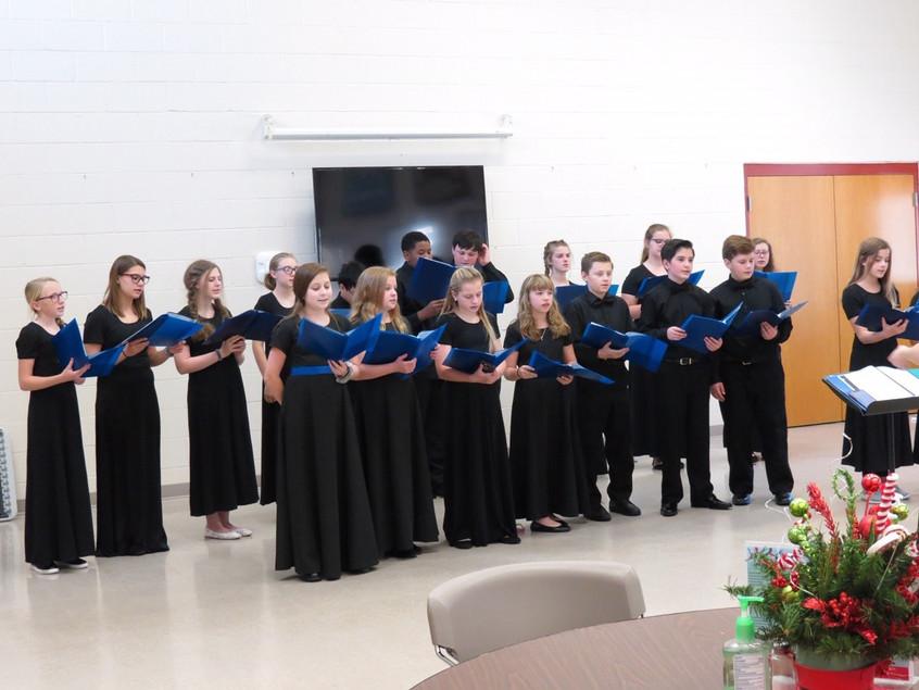 Senior Center Blue Note