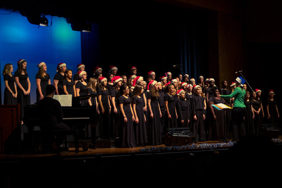 Holiday Choir Concert Slideshow!