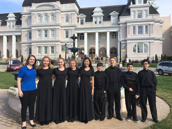 District 14 Honor Chorus Concert!