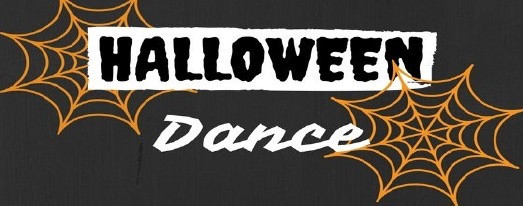 Halloween Dance Party this Friday!