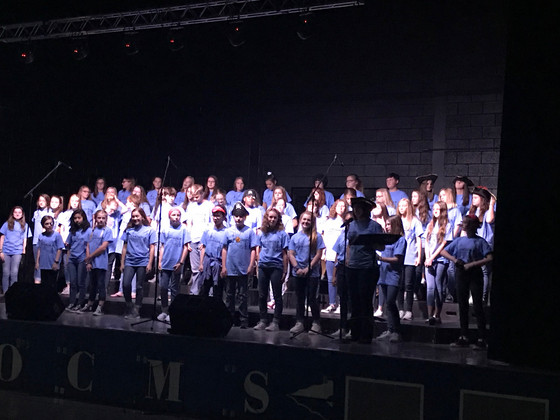 """OCMS Fall Concert -""""Poets and Pirates"""""""