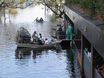 Boat Evactuation Attempt