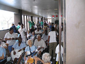 Patients Awaiting Evcuation