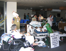 Patients Awaiting Evacuation