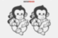 Design Monkey Studio Concept 2 - Meekowdesigns