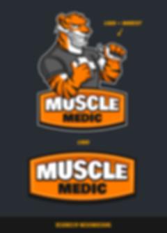 Muscle Medic Design Sheet - Meekowdesigns