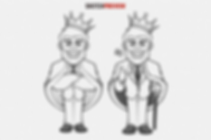 King of Hearts Concept 1 - Meekowdesigns