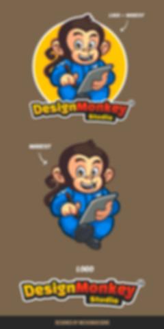 Design Monkey Studio Design Sheet - Meekowdesigns