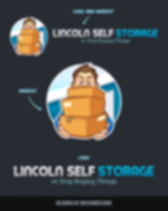 Lincoln Self Storage Design - Meekowdesigns