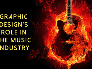 Graphic Design's Role in the Music Industry