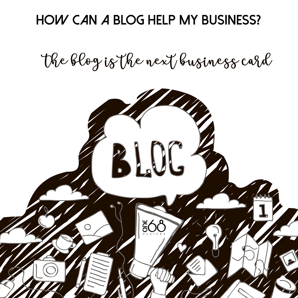how can a blog help my business