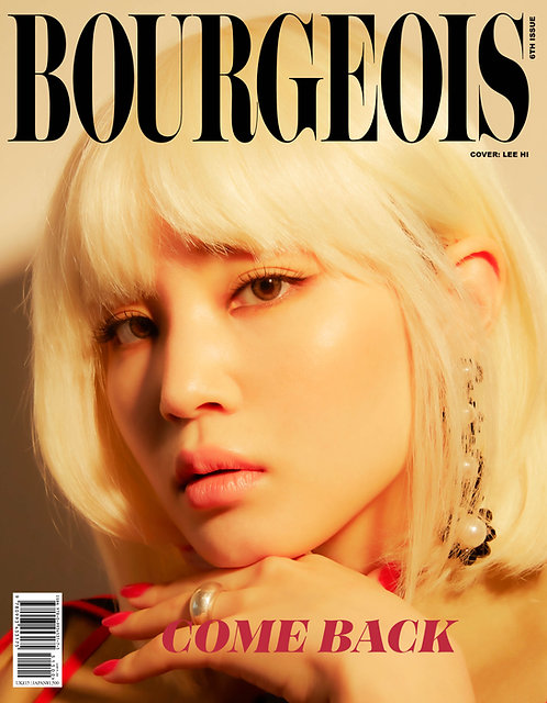 BOURGEOIS 6TH ISSUE COME BACK EDITION
