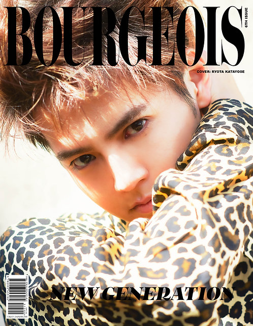 BOURGEOIS 6TH ISSUE NEW GENERATION EDITION