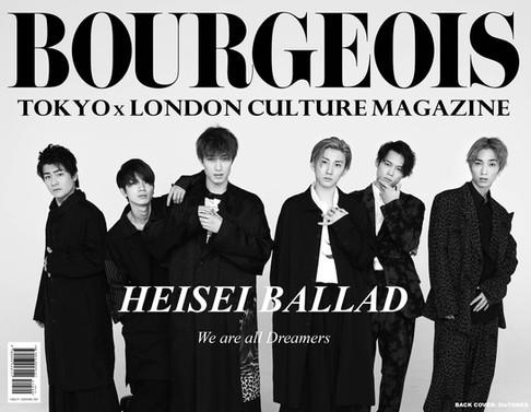 BOURGEOIS 5TH TOKYO EDITION