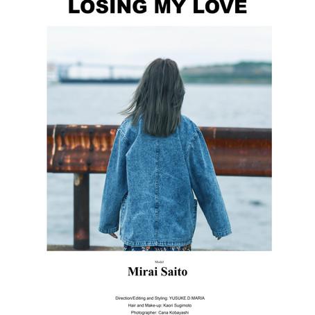 LOSING MY LOVE