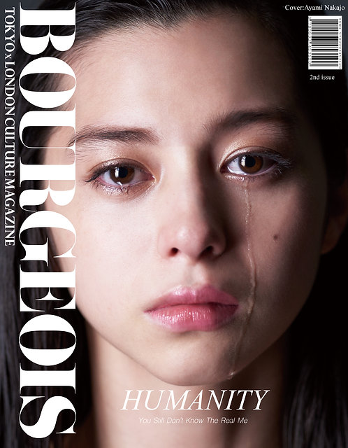 "BOURGEOIS TOKYOxLONDON 2nd issue   ""HUMANITY"""