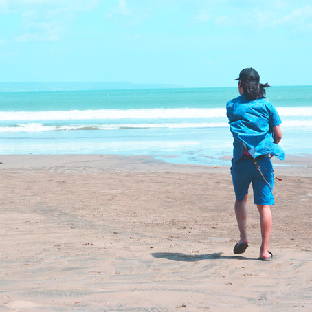 My first Bali