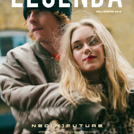 LEGENDA 2018FALL/WINTER