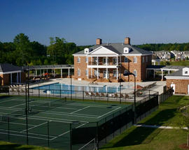 Pool, Club House, Tennis Courts
