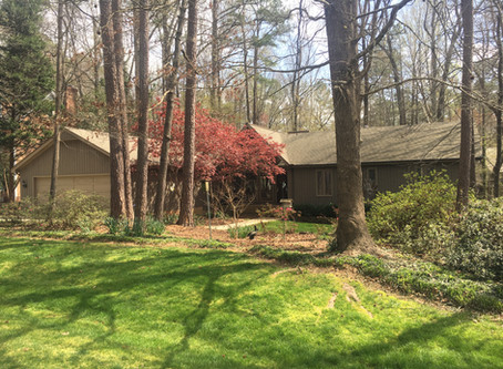 Closed: 211 Lochside Drive, Cary $500,000.00, 20 Days on Market $189.00 a Sq Ft.