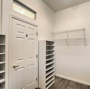 Primary Closet 10309 Broom Hill Dr