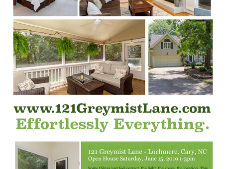 Stunning Lochmere Traditional - Sold Over Asking Price, Three Offers, Two Days on Market
