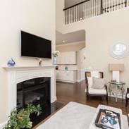 Living Room + Loft