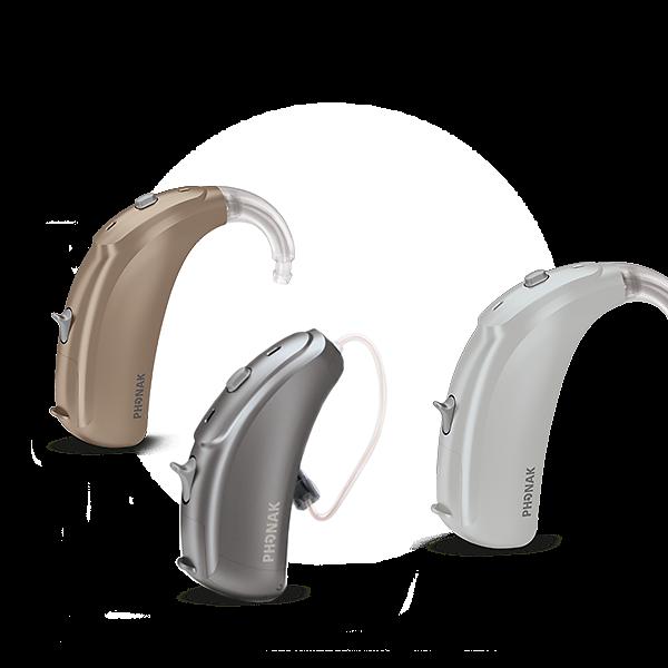 Điểm mặt những nổi bật của chiếc máy trợ thính Phonak Naída