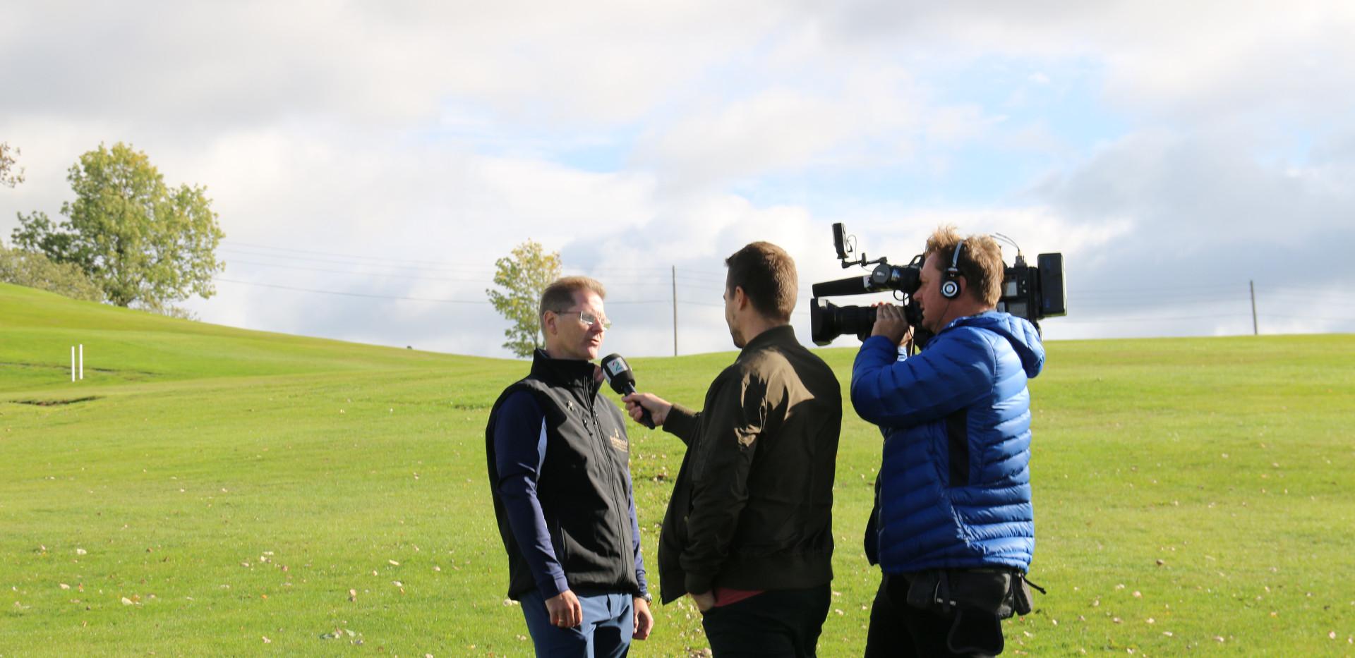 Onkel Ronny Intervju TV2