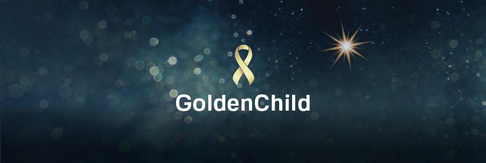 Goldenchild logo