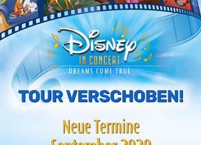 VERLEGUNG Disney in Concert auf den 19.09.2020