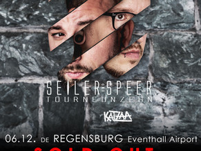 Seiler und Speer - SOLD OUT!