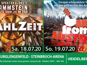 Neu im VVK: Steinbruch 2020