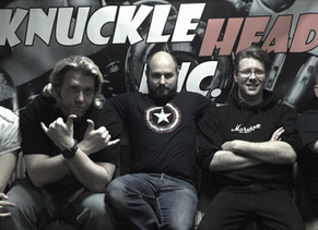 Knuckelhead Inc. bei Local-Heroes-Night