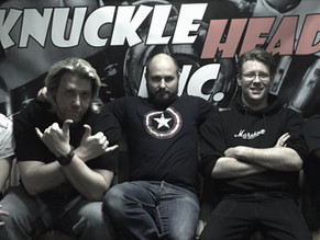 Knuckelhead Inc. bei Local-Heroes-Night