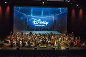 Verlegung SDP & Disney in Concert