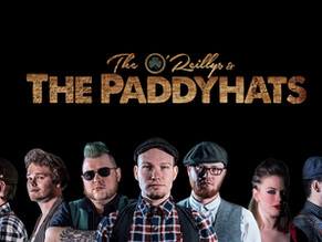 Neu im VVK: The O'Reillys and the Paddyhats