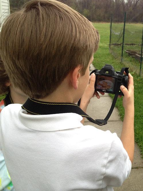 Behind the Lens: Grades K-2