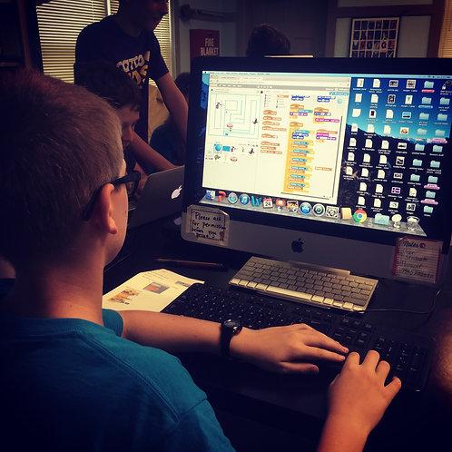 Kids Can Code! - Grades 4-8