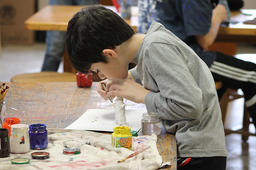 Sculpture: Grades K-2