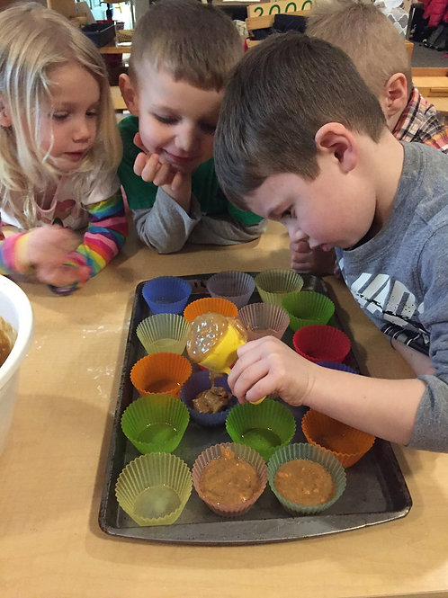 Little Chefs Ages 4 - 6