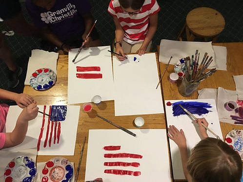 Stars and Stripes - Full Day Camp
