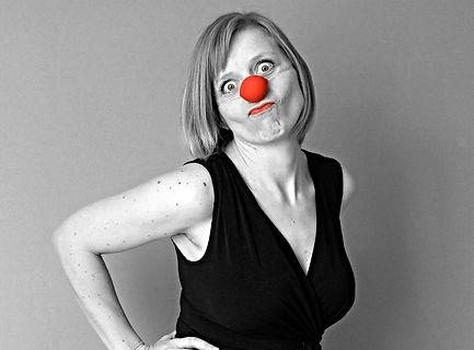 Virginie Picard - Osez le clown