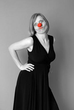 Accepter son clown